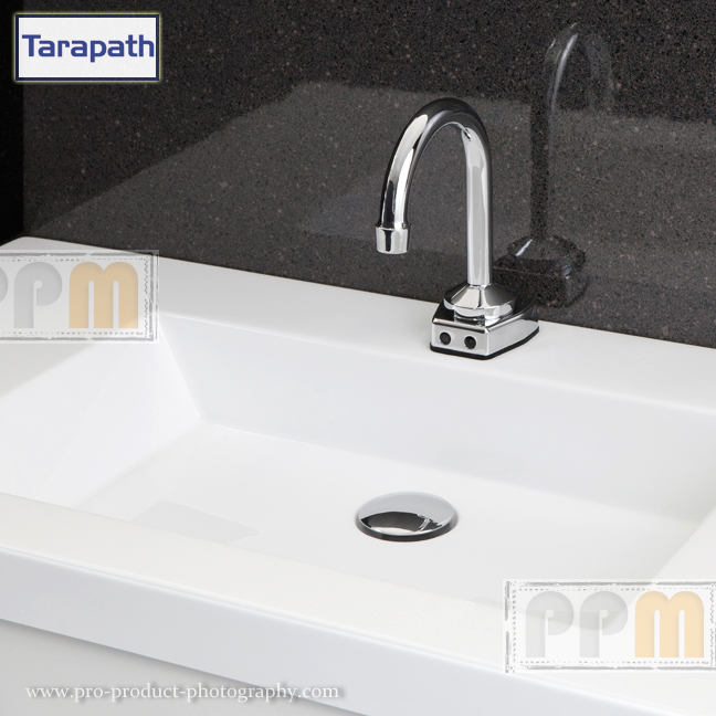 Tarapath Taps – Metal Product Photography