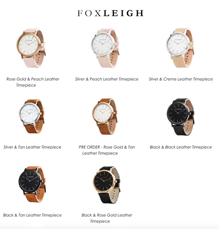 foxliegh-watch-photography-nz-product-photographers