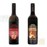 wine bottle photography NZ