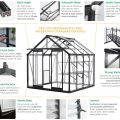 large products glass green house photography