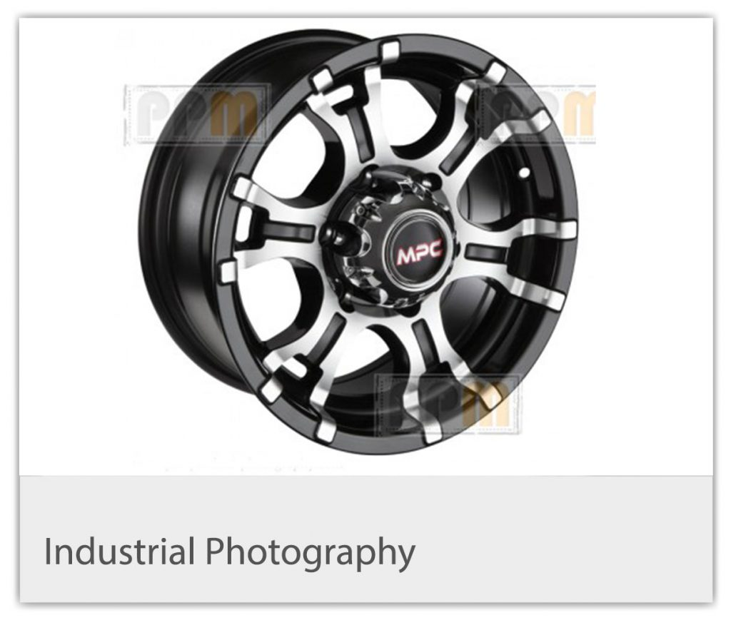 Product Industrial Photography